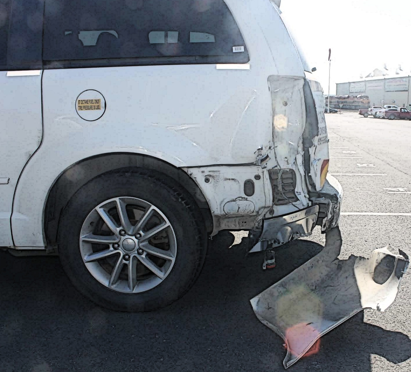 Professional Transportation Incorporated (PTI) Accident